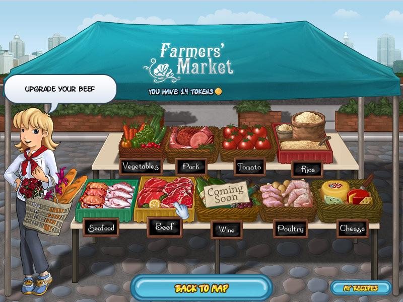 games online new restaurants